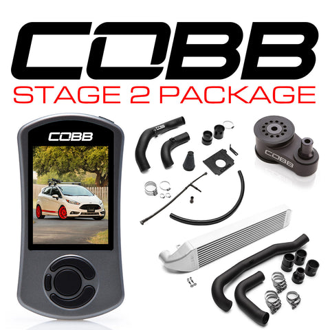 Cobb Tuning Stage 2 Power Package for 2014+ Ford Fiesta ST