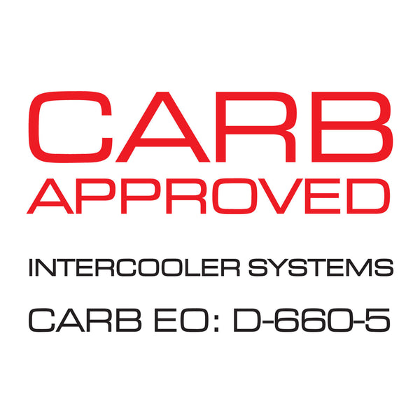 Cobb Tuning Front Mount Intercooler Kit for 2014+ Fiesta ST - CARB Approved