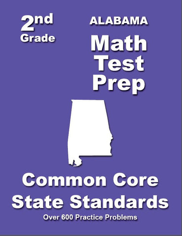 2nd Grade Alabama Common Core Math - TeachersTreasures.com