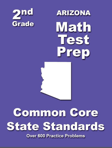 2nd Grade Arizona Common Core Math - TeachersTreasures.com