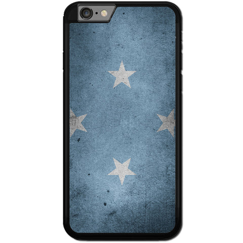 Fits Apple iPhone 6 & 6S -  Micronesia Flag Case Phone Cover Y00266