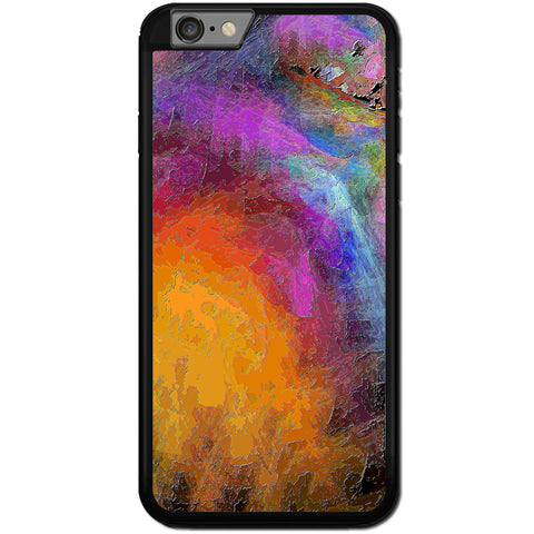 Fits Apple iPhone 6 & 6S - Abstract Painting Case Phone Cover Y00317