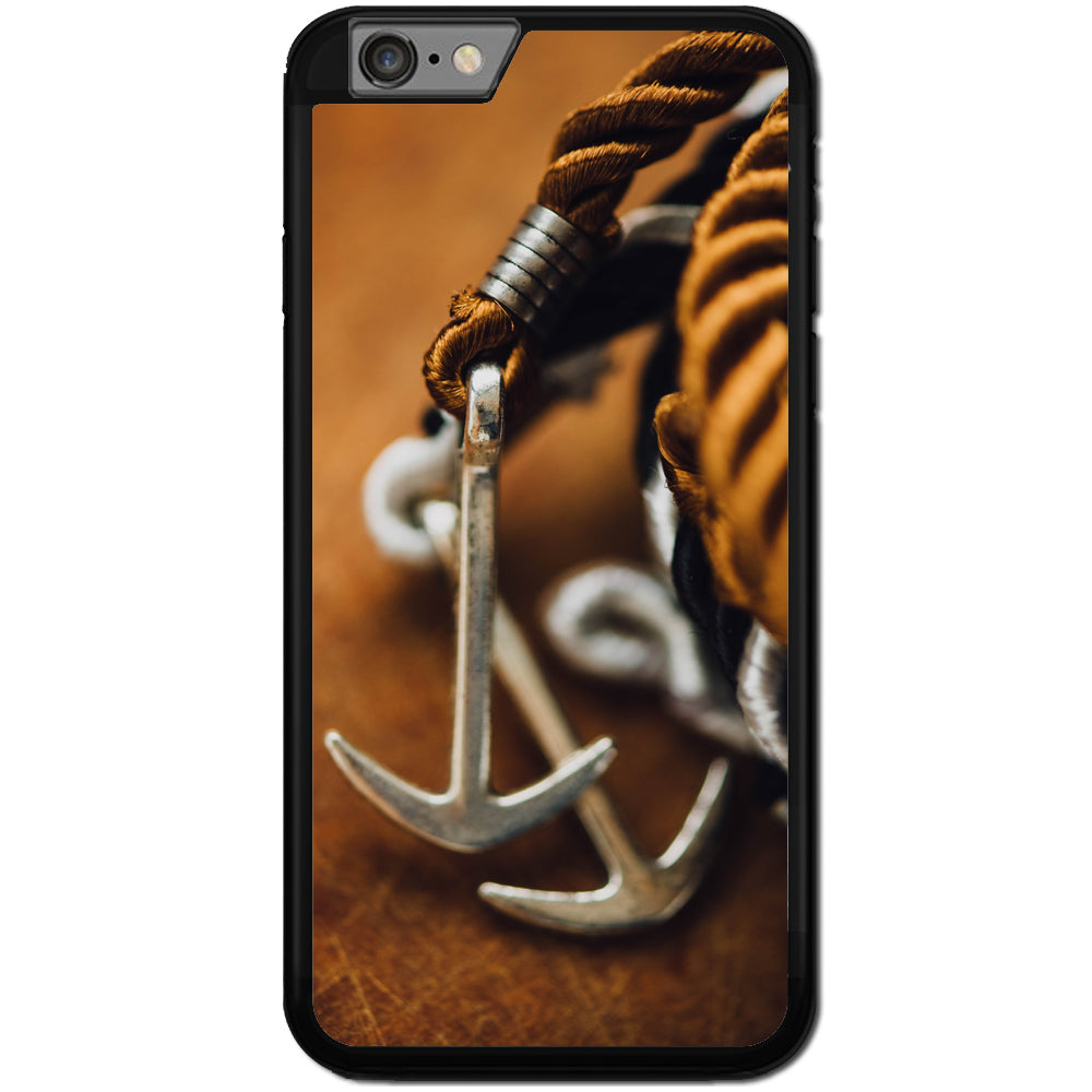 Fits Apple iPhone 6 & 6S - HandMade Anchor Case Phone Cover Y00981