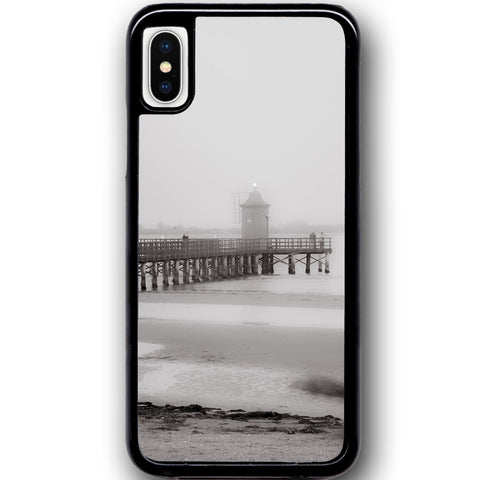 Fits Apple iPhone X - Jetty Serenity Case Phone Cover Y00980