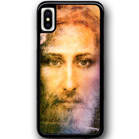 Fits Apple iPhone X - NASA Jesus Image Case Phone Cover Y01138