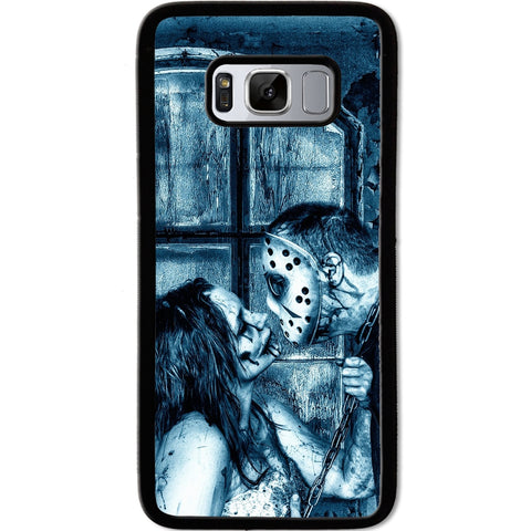 Fits Samsung Galaxy S8 - Zombie Love Case Phone Cover Y01493
