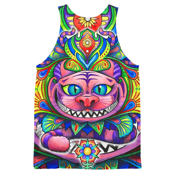 CHESHIRE CAT TANKTOP