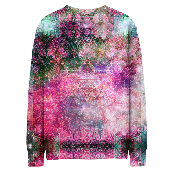 PINEAL METATRON GALAXY SWEATSHIRT