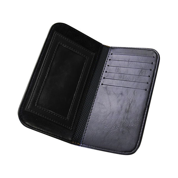 ID Display Wallet - Black - LD West