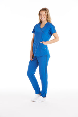 Barco One Wellness Surplice Top - Company Store Uniforms
