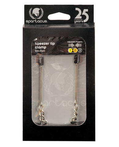 Adjustable Tweezer Clamps W-link Chain