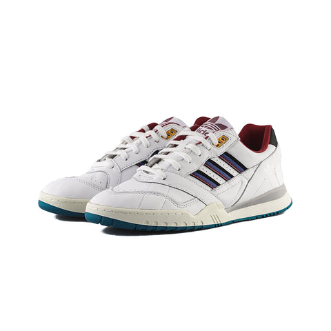 adidas Originals - A.R. Trainer (Cloud White/Collegiate Burgundy/Collegiate Royal)