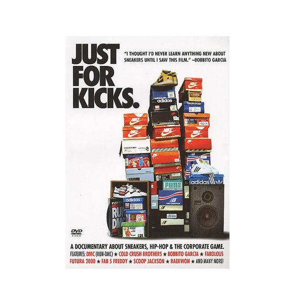Just For Kicks (DVD)