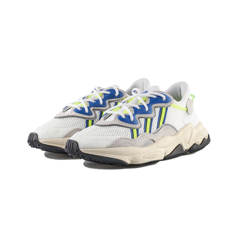 adidas Originals - Ozweego (FTWR White/Grey One/Solar Yellow)
