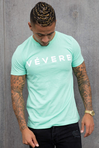 Sorrento Mint Green T-Shirt - Vevere