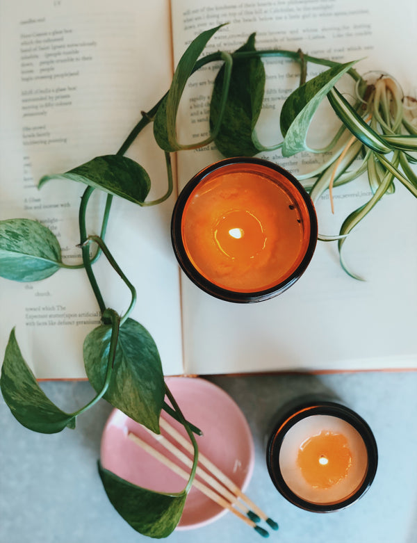 Rosemary + Sage Soy Candle