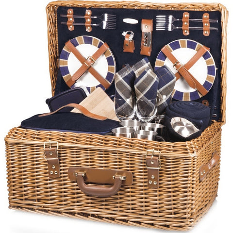 Windsor Luxury Picnic Hamper for 4