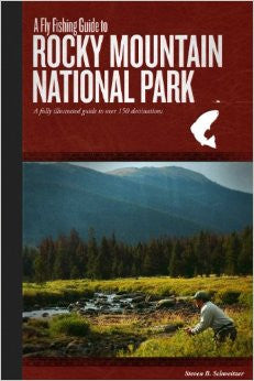 A Fly Fishing Guide To Rocky Mtn National Park