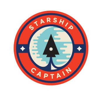9008 Starship Captain