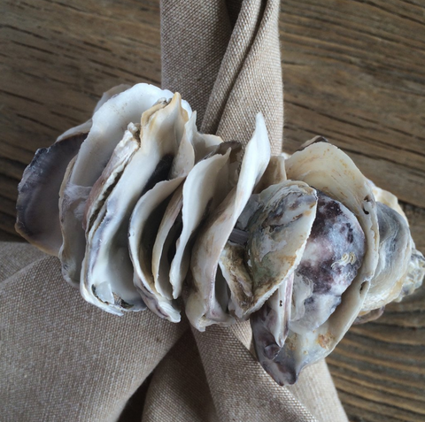 Coastal Entertaining Napkin Rings