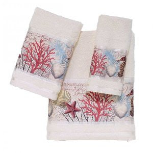 Barbados Towel Collection - By the Sea Beach Decor