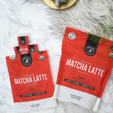 Matcha Latte Infusions - THINK - 10 PACKETS - 30 PACKETS - ALT