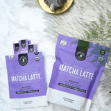 Matcha Latte Infusions - BALANCE - 10 PACKETS - 30 PACKETS - ALT