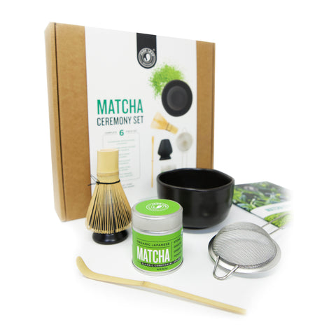 Complete Matcha Gift Set - Classic Ceremonial Grade - Main