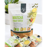 Matcha Fruit Bites - Variety - 6 Pouches - Pouch