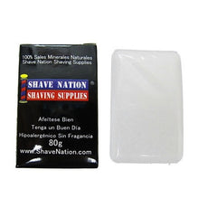 Shave Nation 80g Alum Block