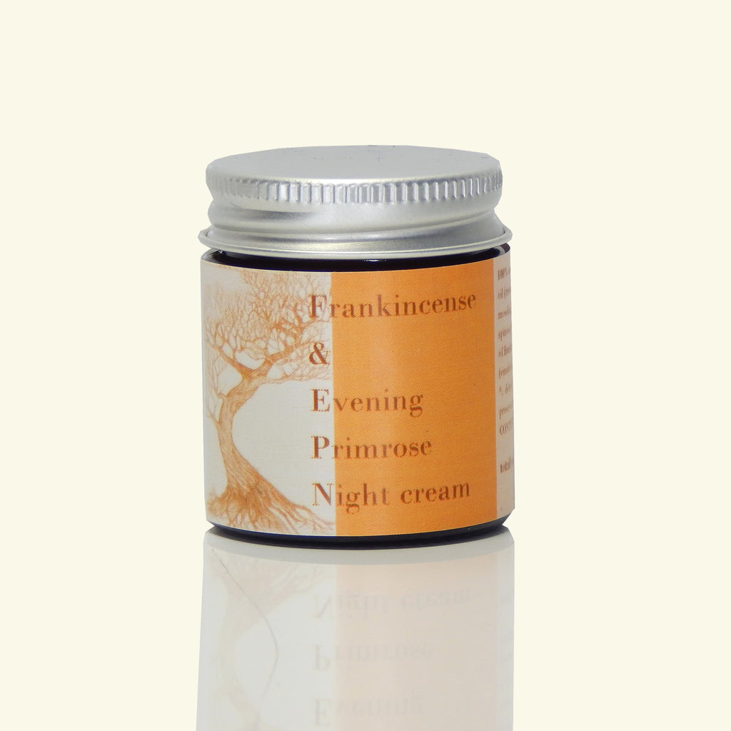 FRANKINCENSE & EVENING PRIMROSE NIGHT CREAM