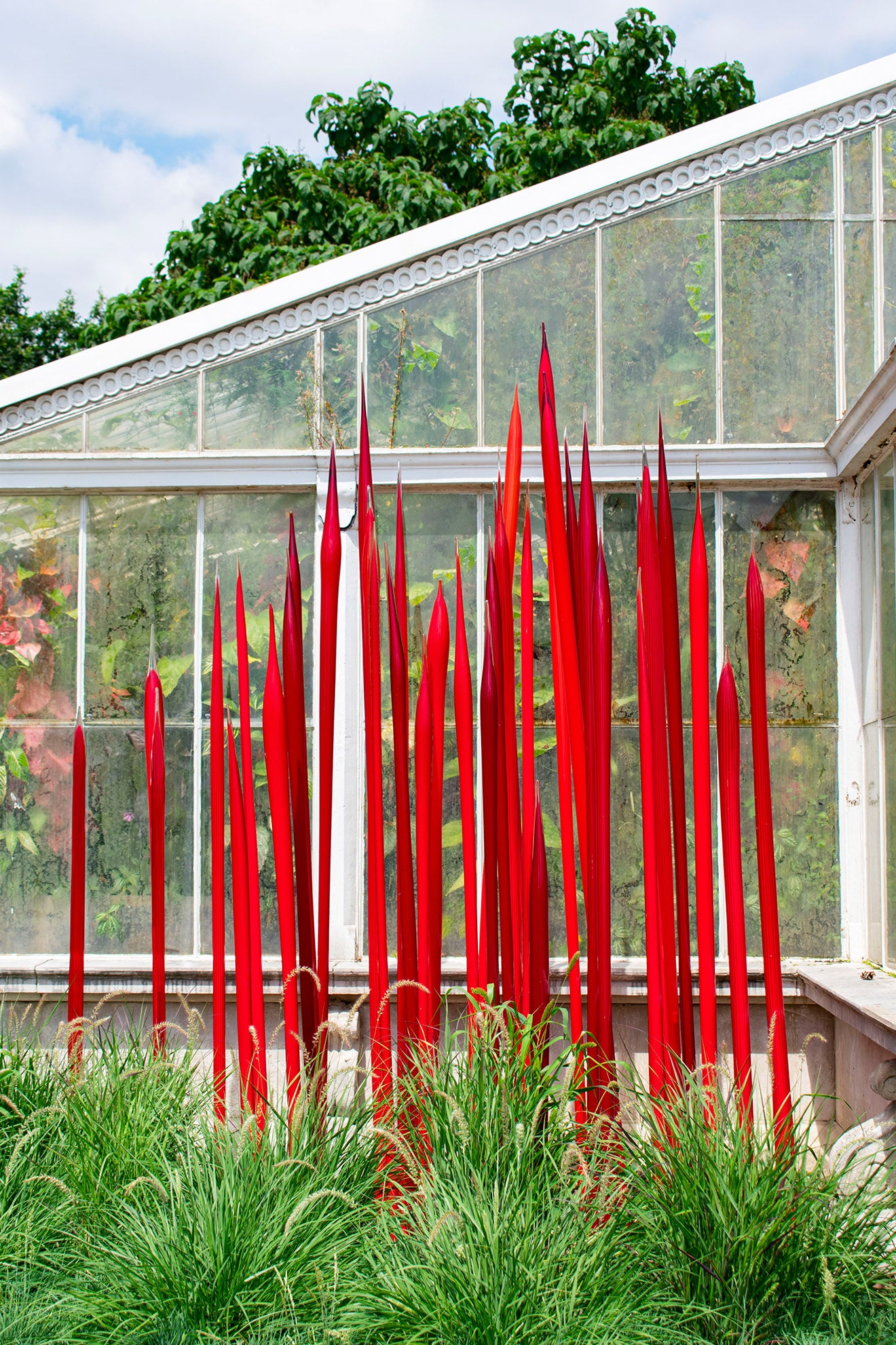 Chihuly: Reflections on nature at Kew Gardens