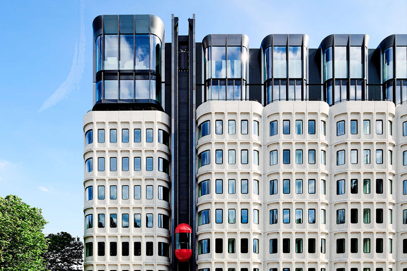 The Standard Hotel London Exterior