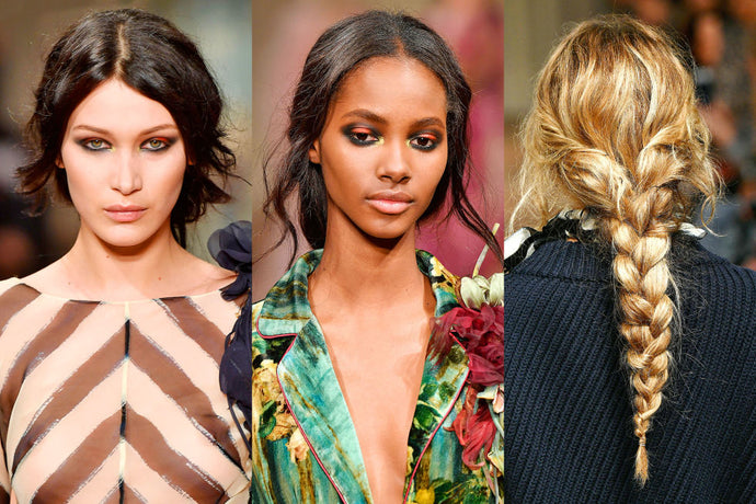 Fall 2017 hair trend update