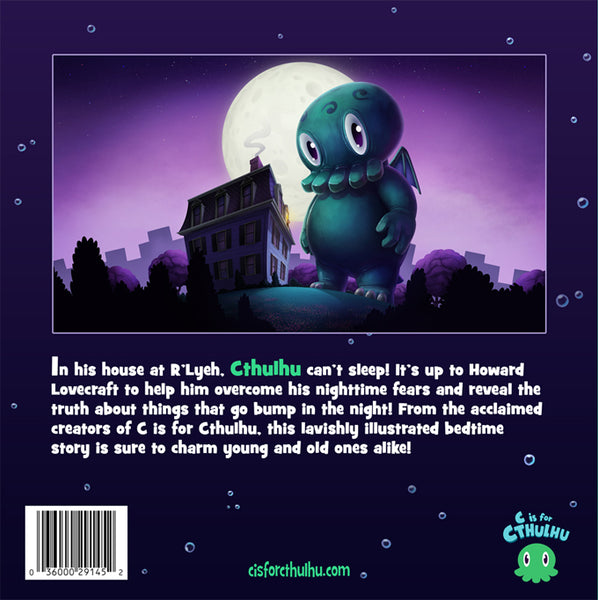 SWEET DREAMS CTHULHU Hardcover Board Book