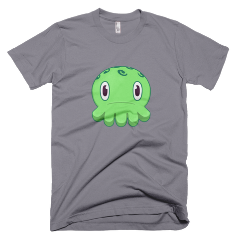 C is for Cthulhu Face T-Shirt