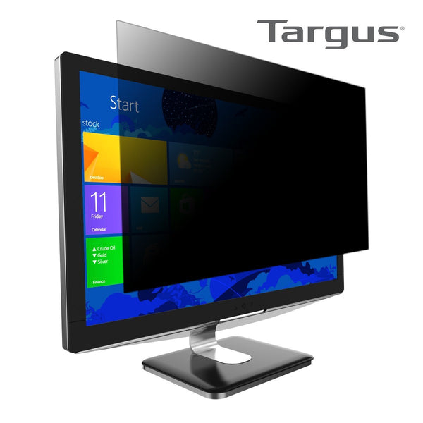 "Targus ASF 201 抗藍光螢幕防窺片 (408x306mm) Privacy Screen Filter with Blue Light Cut for 20.1"" Monitors (4:3) - Young Vision - www.yv.com.hk"