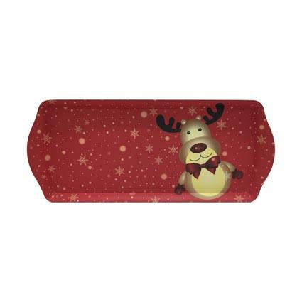 Christmas Reusable Melamine Tray