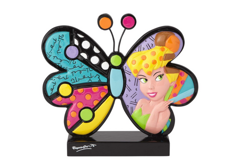 Butterfly Tink Icon by Britto