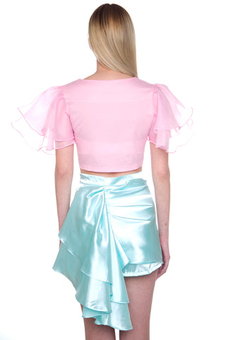 Wholesale Mirror Mirror Crop Top