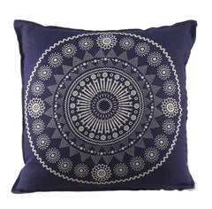 Blue Feliz Cushion