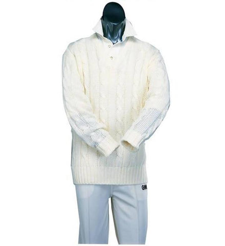 GM Cricket Sweater