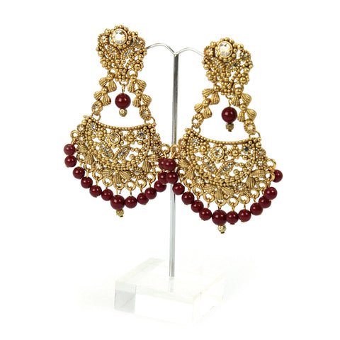 Sohani Fan Earrings