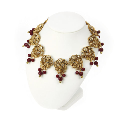 Sohani Bead Necklace