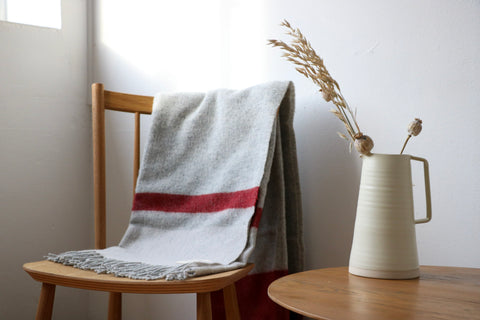 Designed in Dublin, Made in Donegal: Presenting Our Exclusive Blankets Collection
