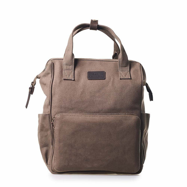 Backpack - Billie - Olive Wax Canvas