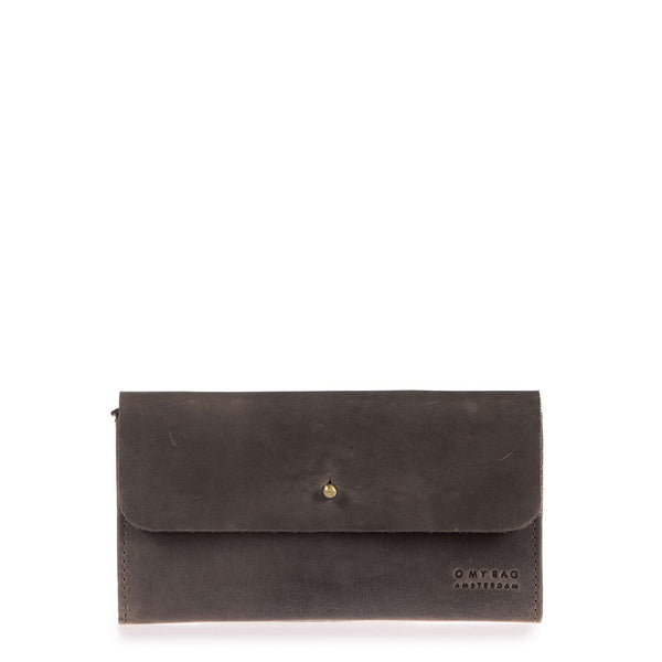 Pixie's Pouch - Eco Leather Wallet - Dark Brown
