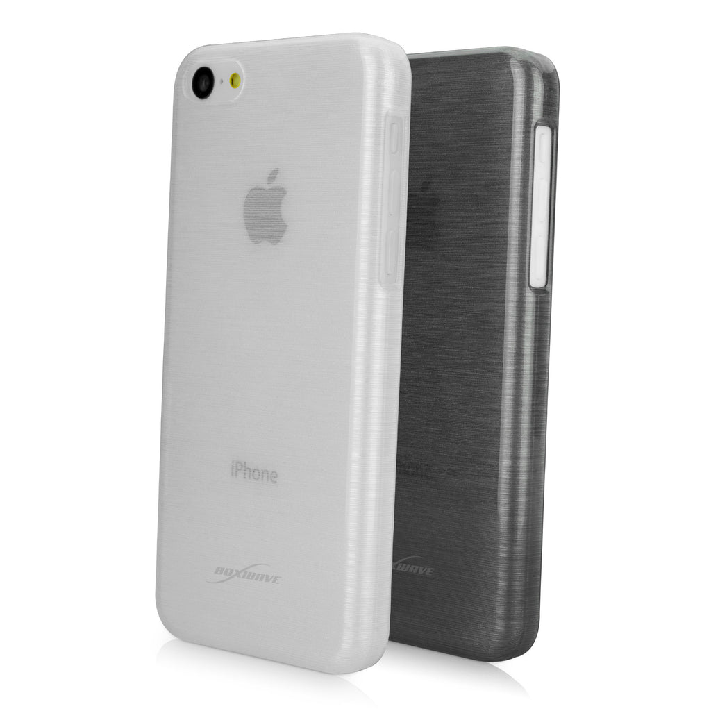 Etched Glass Case - Apple iPhone 5c Case