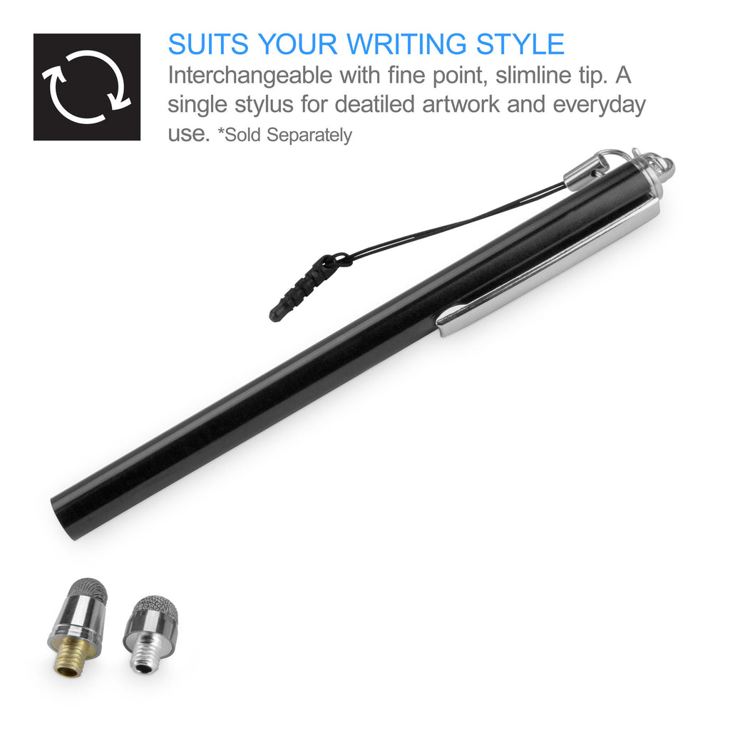 EverTouch Capacitive Stylus with Replaceable Tip - HTC Sensation 4G Stylus Pen