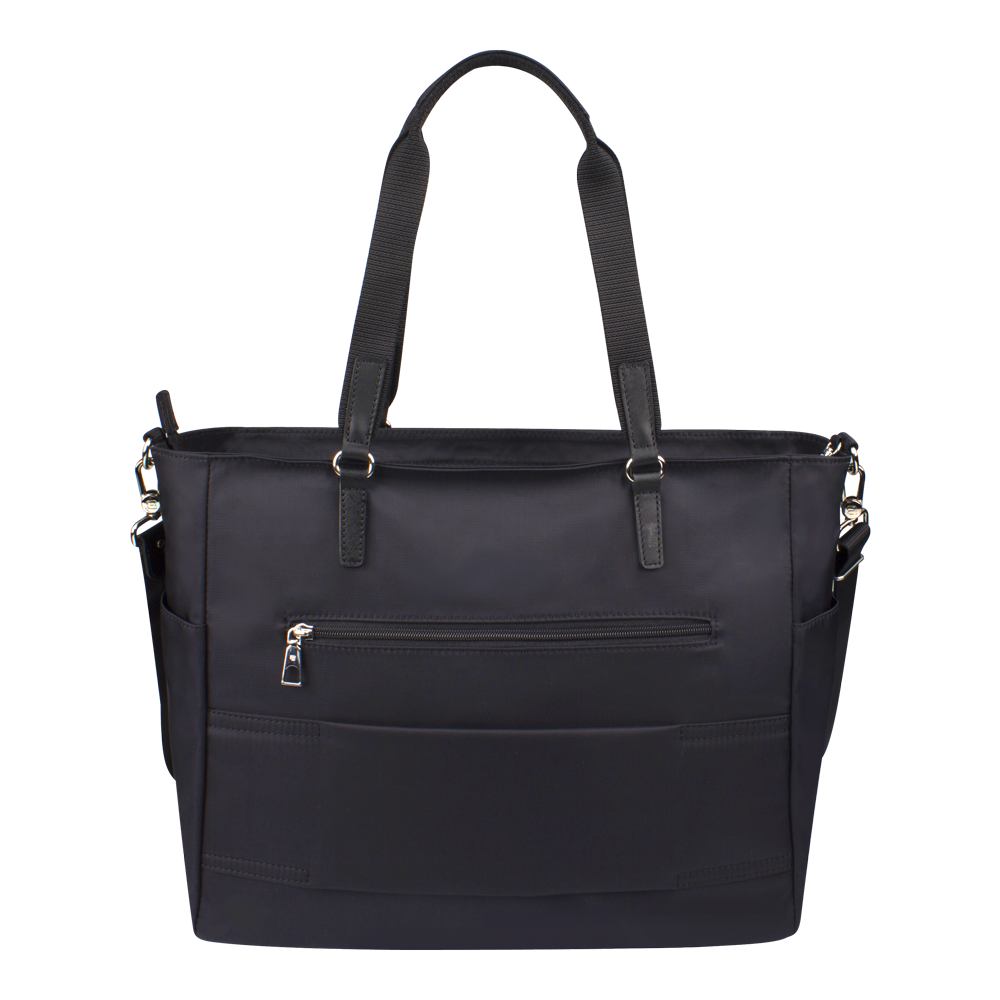Tote Bag - Quarry Tote Back Black